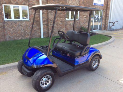 2011 Blue-Harris Golf Cars-Iowa, Illinois, Wisconsin, Nebraska