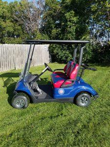 2012 Cubs Electric-Harris Golf Cars-Iowa, Illinois, Wisconsin, Nebraska