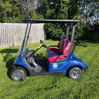 2012 Cubs Electric-Harris Golf Cars-Iowa, Illinois, Wisconsin, Nebraska