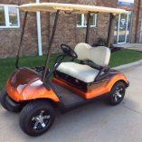 2012 Orange-Harris Golf Cars-Iowa, Illinois, Wisconsin, Nebraska