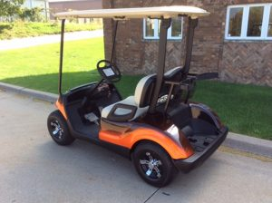2012 Orange-Harris Golf Cars-Iowa, Illinois, Wisconsin, Nebraska