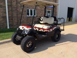 2012 Custom Tribal-Harris Golf Cars-Iowa, iIllinois, Wisconsin, Nebraska