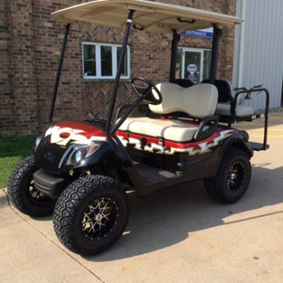 2012 Custom Tribal-Harris Golf Cars-Iowa, iIllinois, Wisconsin, Nebraska