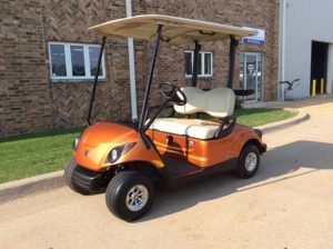 2013 Atomic Orange-Harris Golf Cars-Iowa, Illinois, Wisconsin, Nebraska