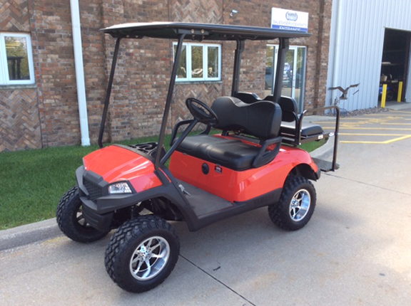 2013 Custom Hvoac-Harris Golf Cars-Iowa, Illinois, Wisconsin, Nebraska