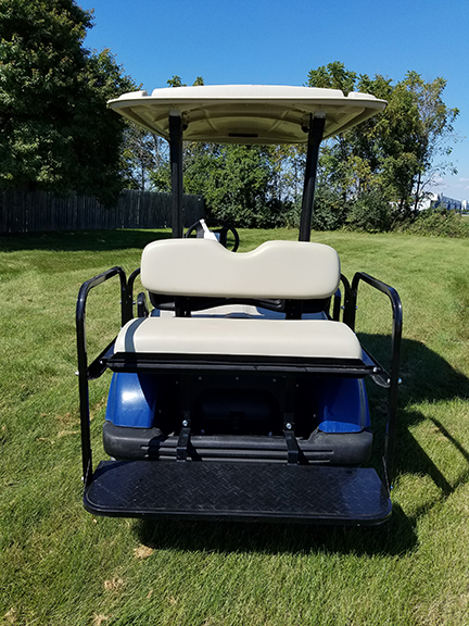 2013 Tanzanite-Harris Golf Cars-Iowa, Illinois, Wisconsin, Nebraska