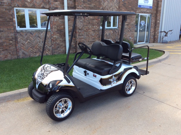 Custom Jester-Harris Golf Cars-Iowa, Illinois, Wisconsin, Nebraska