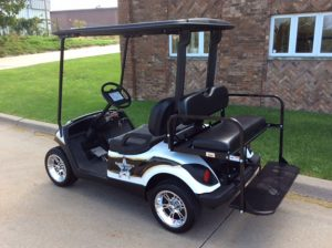 Custom Jester-Harris Golf Cars-Iowa, Illinois, Wisconsin, Nebraska