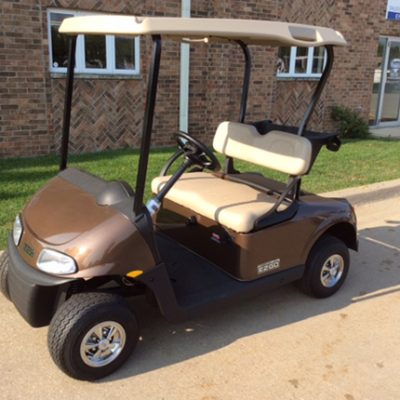 2017 Almond-Harris Golf Cars-Iowa, Illinois, Wisconsin, Nebraska