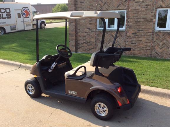 2017 Almond-Harris Golf Cars-Iowa, Illinois, Wisconsin, Nebraska