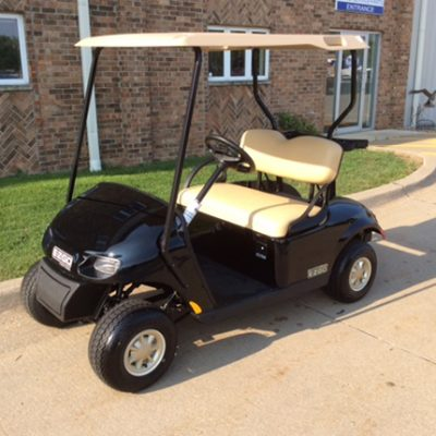 2018 Black Gloss-Harris Golf Cars-Iowa, Illinois, Wisconsin, Nebraska