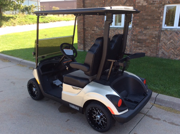 2018 Sandstone-Harris Golf Cars-Iowa, Illinois, Wisconsin, Nebraska