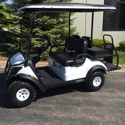 2019 2+2 Sport - Harris Golf Cars-Iowa, Illinois, Wisconsin, Nebraska