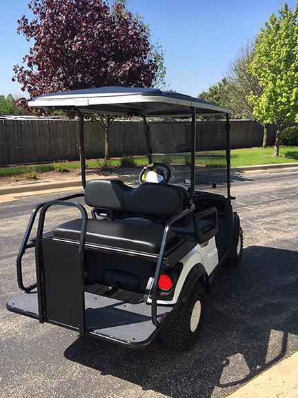 2019 2+2 Sport - Harris Golf Cars-Iowa, Illinois, Wisconsin, Nebraska