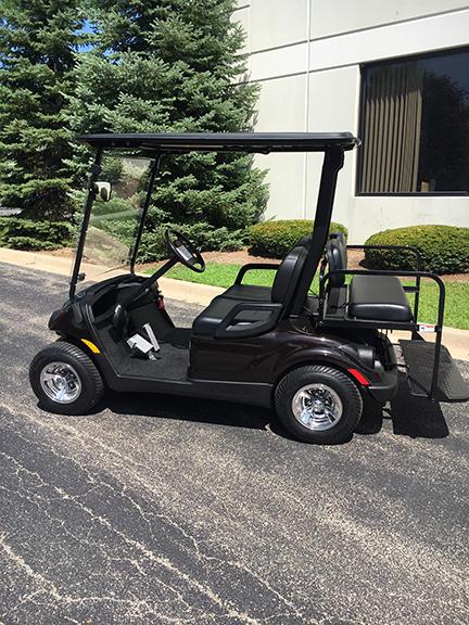 2011 Chocolate Glass-Harris Golf Cars-Iowa, Illinois, Wisconsin, Nebraska