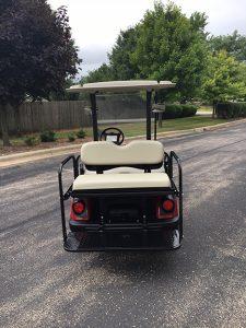 2013 Garnet Red-Harris Golf Cars-Iowa, Illinois, Wisconsin, Nebraska