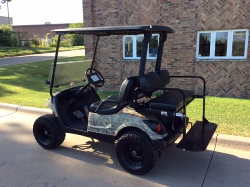 2008 Camouflage-Harris Golf Cars-Iowa, Illinois, Wisconsin, Nebraska