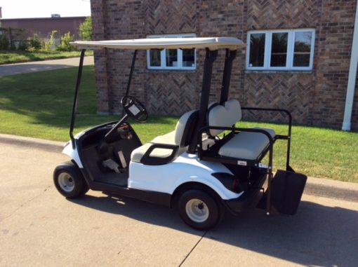 2010 Glacier-Harris Golf Cars-Iowa, Illinois, Wisconsin, Nebraska