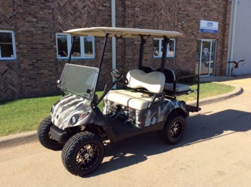 2015 Camouflage-Harris Golf Cars-Iowa, Illinois, Wisconsin, Nebraska
