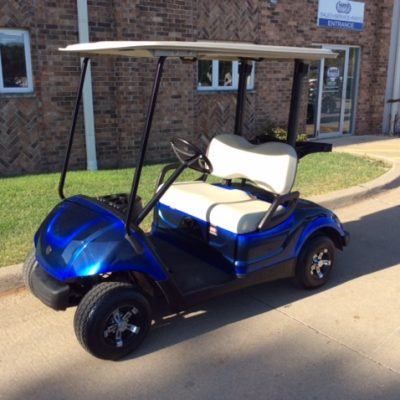 2016 Custom Blue-Harris Golf Cars-Iowa, Illinois, Wisconsin, Nebraska