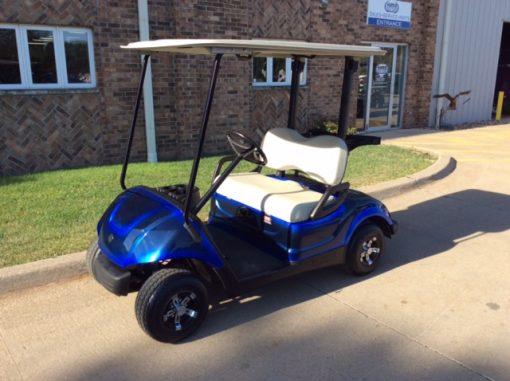 2016 Custom Blue-Harris Golf Cars-Iowa, Illinois, Wisconsin, Nebraska