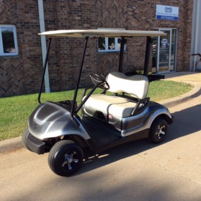 2016 Custom Gray-Harris Golf Cars-Iowa, Illinois, Wisconsin, Nebraska