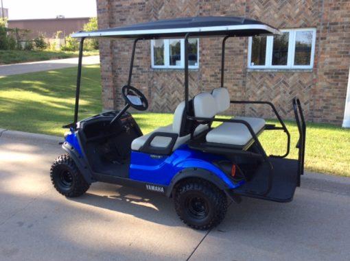 2019 Aqua-Harris Golf Cars-Iowa, Illinois, Wisconsin, Nebraska