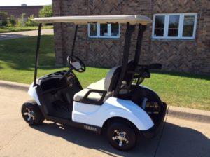 2019 Glacier White-Harris Golf Cars-Iowa, Illinois, Wisconsin, Nebraska