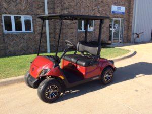 2020 Jasper Red-Harris Golf Cars-Iowa, Illinois, Wisconsin, Nebraska