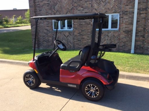 2020 Jasper Red-Harris Golf Cars-Iowa, Illinois, Wisconsin, Nebraska