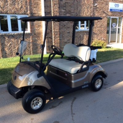 New Yamaha Gas Golf Car - Harris Golf Cars