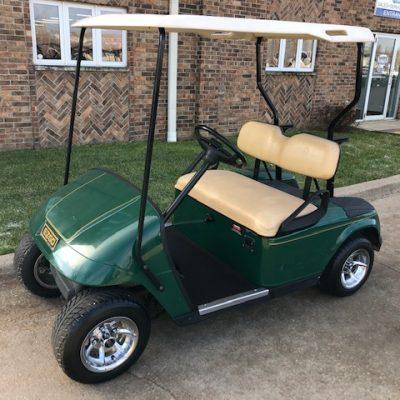 1998 E-Z-Go Emerald Golf Car