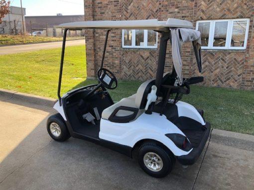 2007 Glacier Golf Car