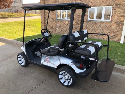 2008 Ohio State Golf Car