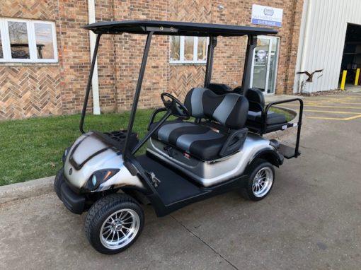 2009 Custom Gray Golf Car