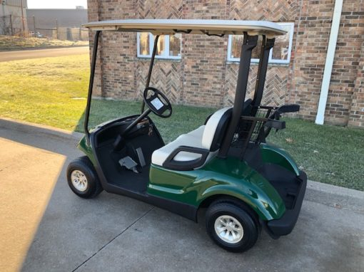 2011 Emerald Electric Golf Car