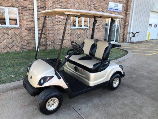 2011 Sandstone Golf Car