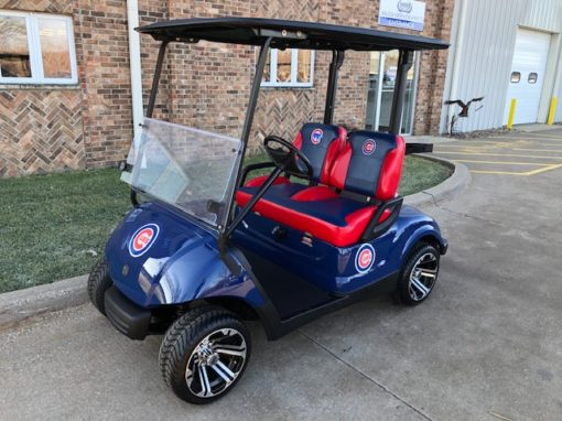 2015 Chicago Cubs Golf Car