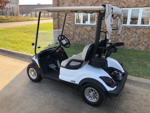 2015 Glacier Golf Car