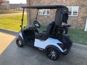 2019 Glacier Golf Car
