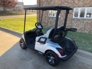 2019 Moonstone Golf Car