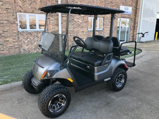 2020 Graphite Golf Car