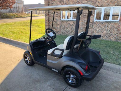 2020 Graphite Gray Golf Car