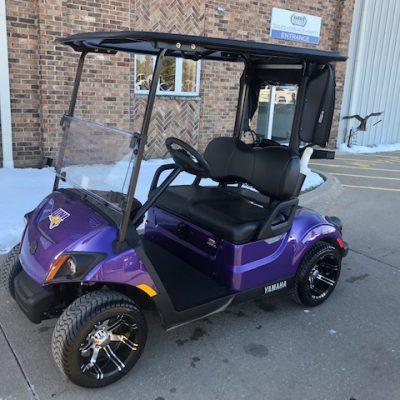 2019 Plum Crazy Golf Car