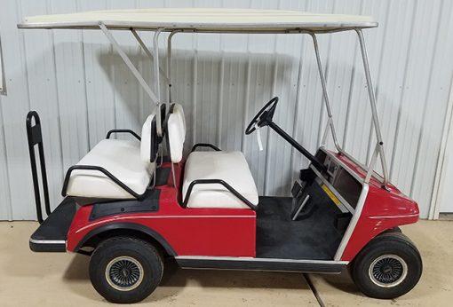 Barth Storage Golf Car