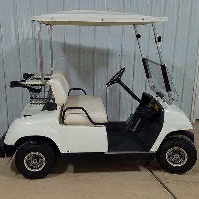 1994 White Golf Car