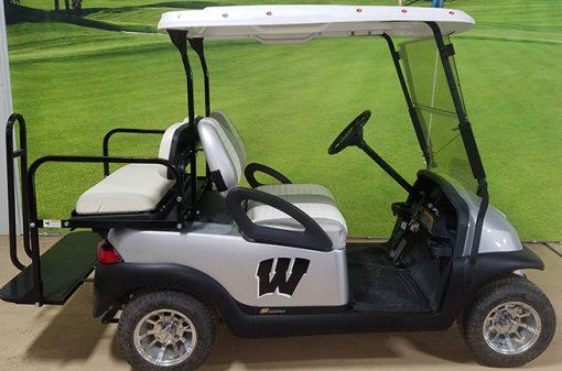 2007 Wisconsin Badger Golf Car