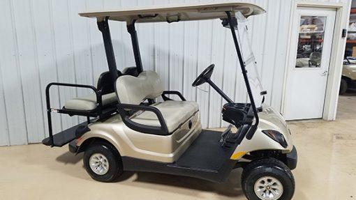 2009 Sandstone Golf Car