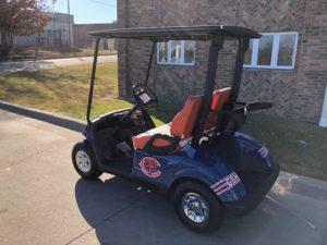 2013 Chicago Bears Golf Car