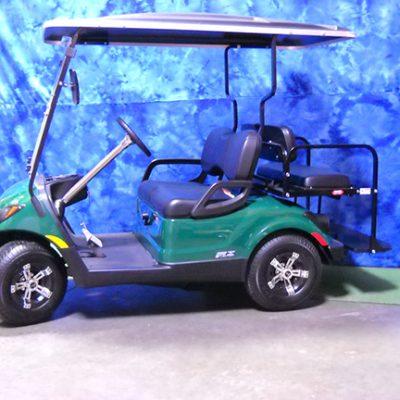 2016 Emerald Green Golf Car